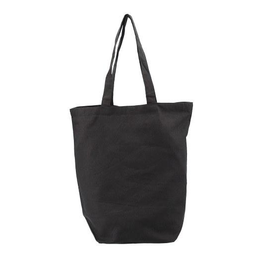 Bolsa de Algodón negra 40x38x20 (cm)