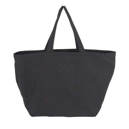 Bolsa de Algodón negra 40x58x20 (cm)