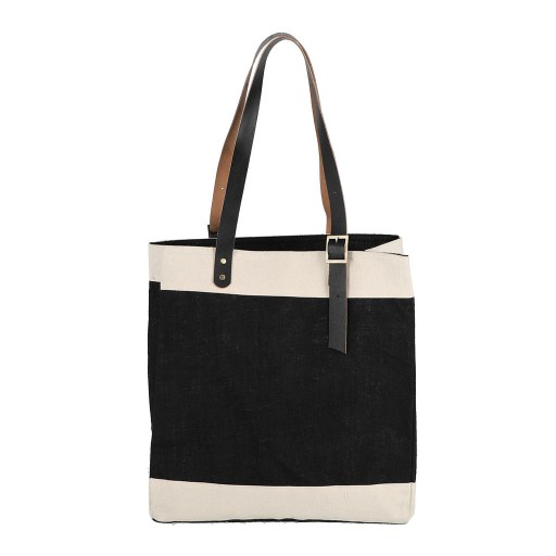 Bolsa de Uso Personal color negro 42x40x20 (cm)