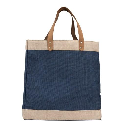 Bolsa de Uso Personal color azul 40x35x15 (cm)