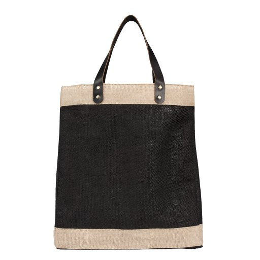 Bolsa de Uso Personal color negro 40x35x15 (cm)