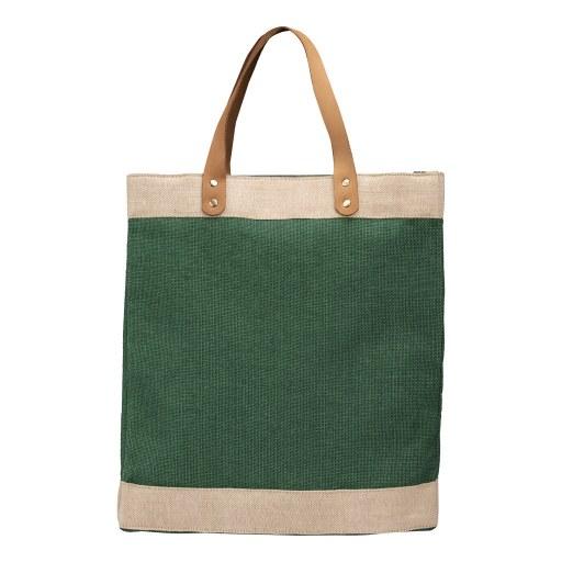 Bolsa de Uso Personal color verde 40x35x15 (cm)