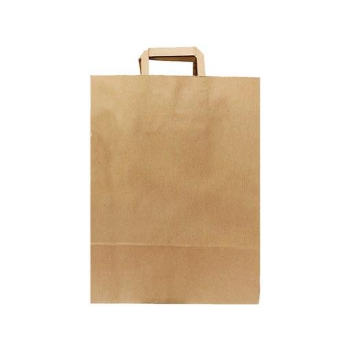 Bolsa de papel kraft 41x30x12 N (cm)