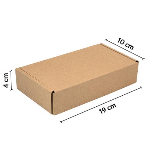 CAJA autoarmable 19x10x4 KRAFT